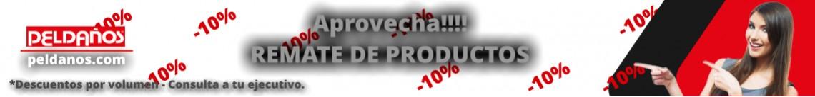 REMATE DE PRODUCTOS
