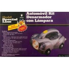 AUTOMOVIL KIT DESARM.--------Mod. 701510