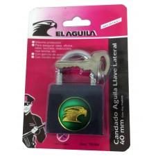 CANDADO AGUILA LL/LAT 40MM--------Mod. 750364