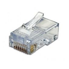 CONECTOR MOD MACHO PLUG RJ45------Mod. 117630