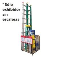 EXHIBIDOR DE ESCALERAS CHICO-------Mod. 700922