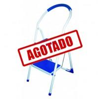 ESCALERA PRACTIK' 2 ESC AZUL 150 Kg DOMÉSTICO ACERO 0.46--------Mod. 706797