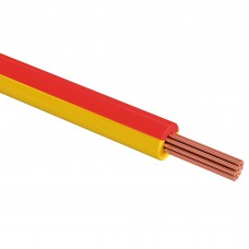CABLE THW CAL 12 COLOR ROJO 100 MTS