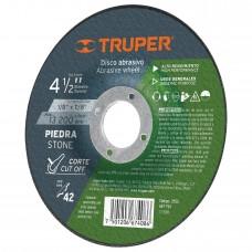 DISCO CORTE PIEDRA T27 4-1/2--Mod. 11555